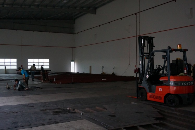 Asia AMCA New Lab Area