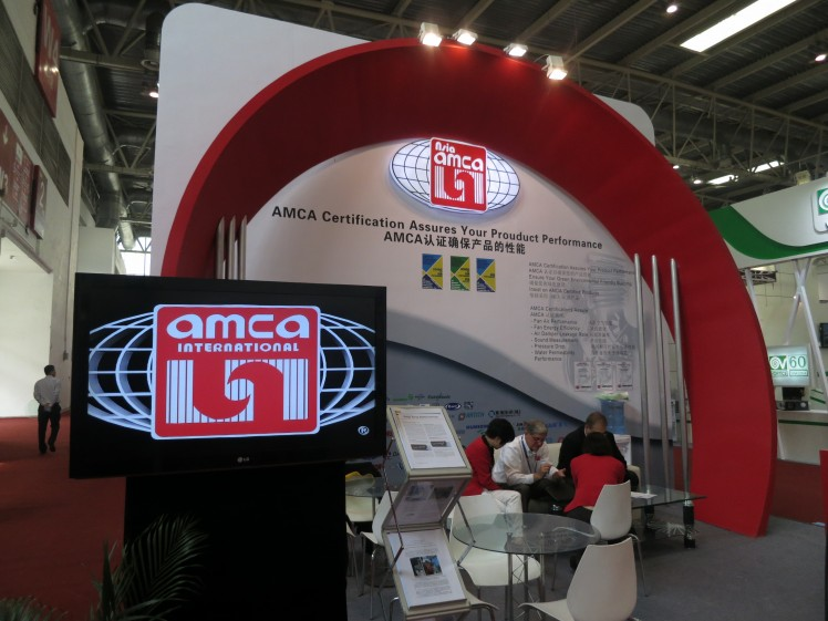 Asia AMCA Booth - W4F36