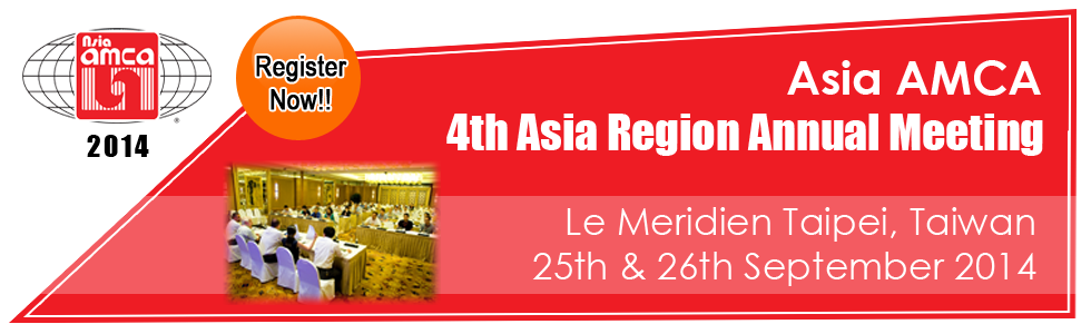 Asia AMCA 4th Asia Region Annual Meeting
