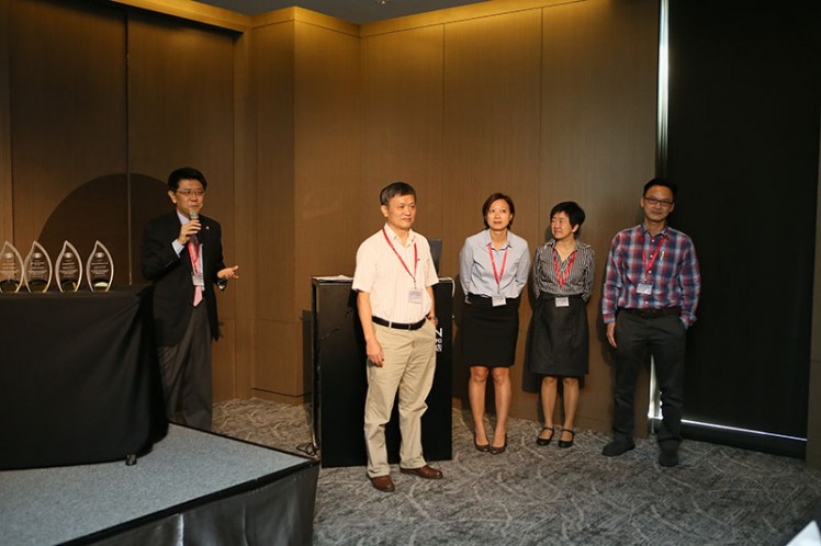 Asia Regional Meeting 2014: Introducing Asia AMCA Board Directors