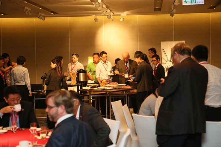 Asia Regional Meeting 2014: Break Time