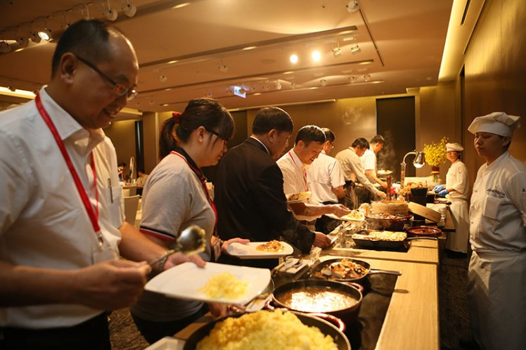 Asia Regional Meeting 2014: Lunch Time