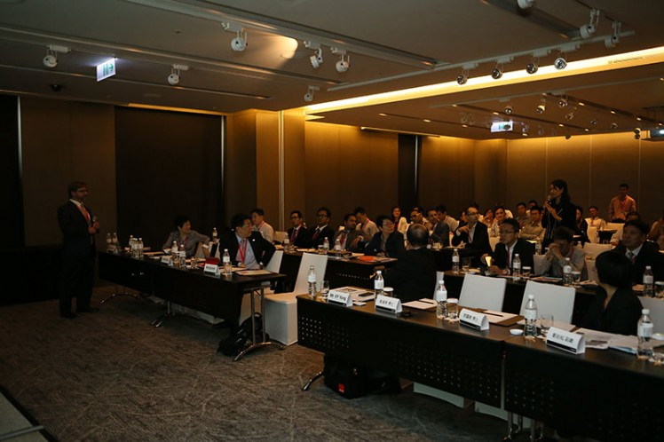 Asia Regional Meeting 2014: Attentive Members