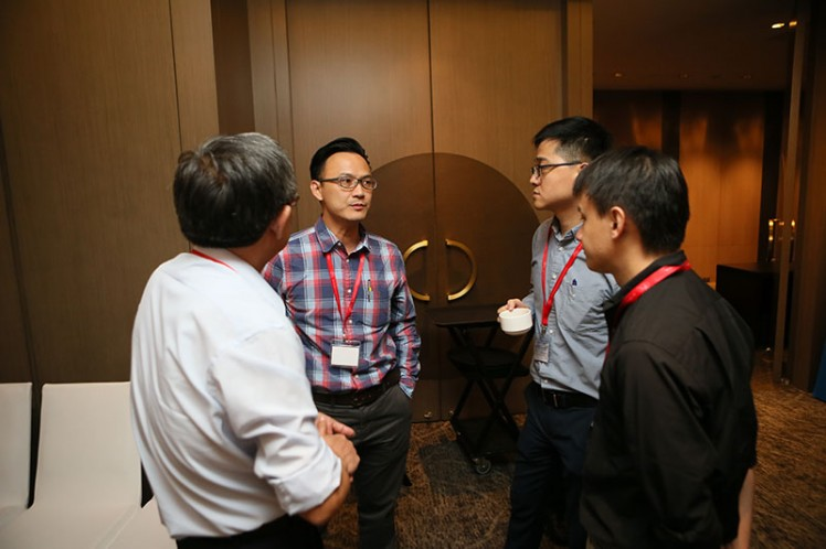 Asia Regional Meeting 2014: Members Networking