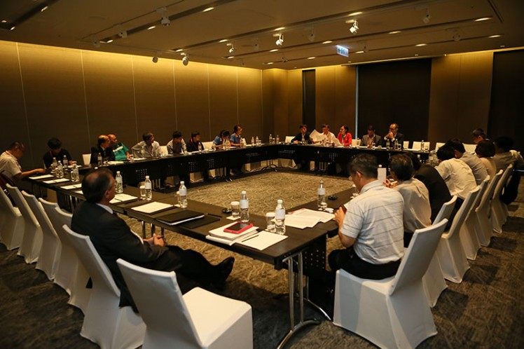 Asia Regional Meeting 2014: Tecnical Committee Meeting
