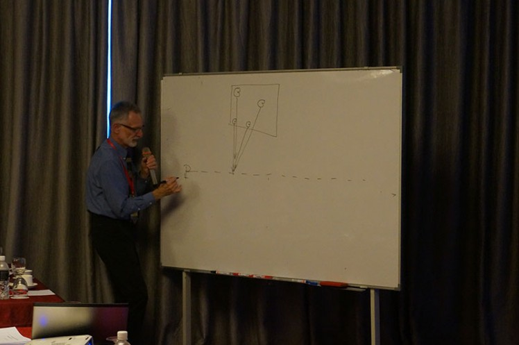 Sound Seminar 2015: Mr Schaffer Illustrating Concepts