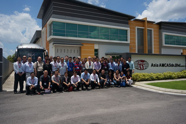 Sound Seminar 2015: Group Photo at Asia AMCA Lab