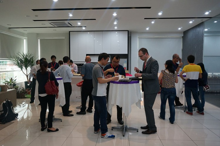 Sound Seminar 2015: Networking @ Asia AMCA