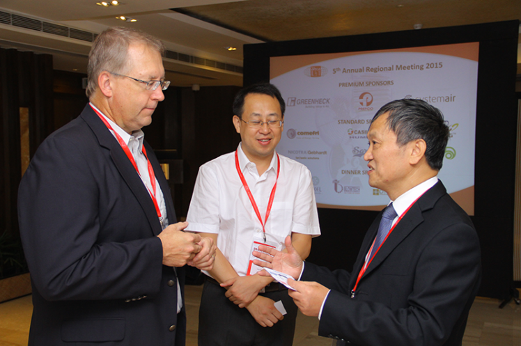 Asia Annual Regional Meeting 2015: Networking