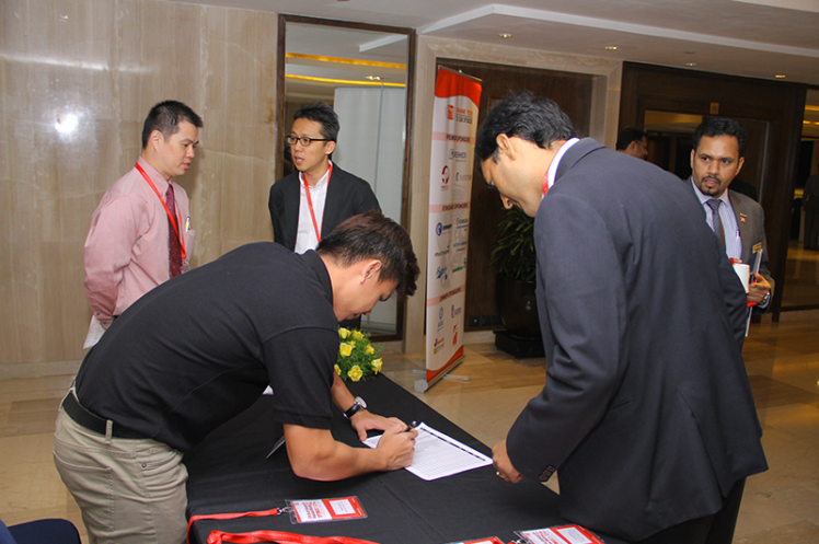 Asia Annual Regional Meeting 2015: Registration