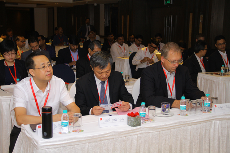 Asia Annual Regional Meeting 2015: Day 1 Meeting