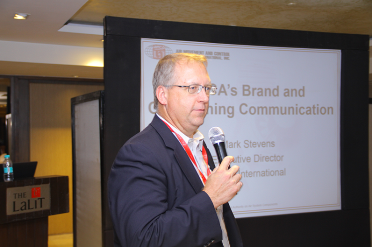 Asia Annual Regional Meeting 2015: AMCA Executive Director