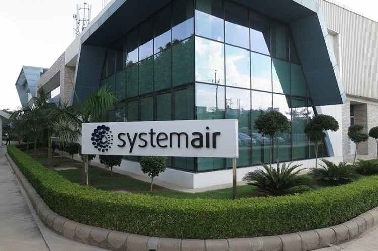 Asia Annual Regional Meeting 2015: Systemair India