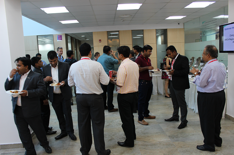 Asia Annual Regional Meeting 2015: Coffee Break