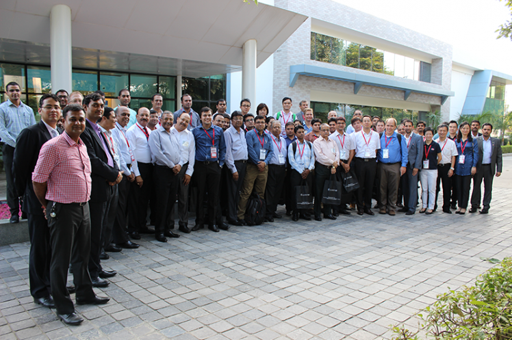 Asia Annual Regional Meeting 2015: Group Photo @ Systemair India