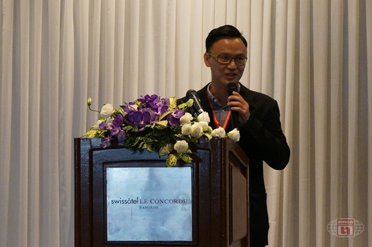 Asia AMCA Annual Regional Meeting 2016: Mr CK Soh's Welcome Speech
