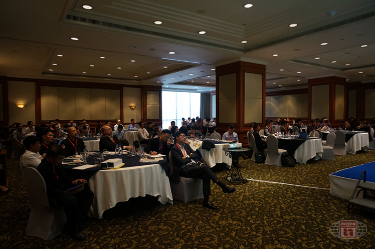Asia AMCA Annual Regional Meeting 2016: Audiences