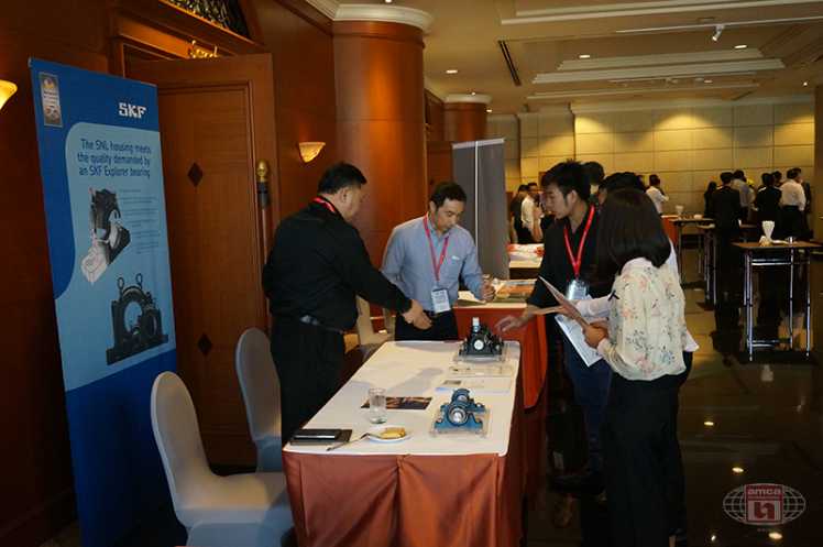 Asia AMCA Annual Regional Meeting 2016: Break & Networking