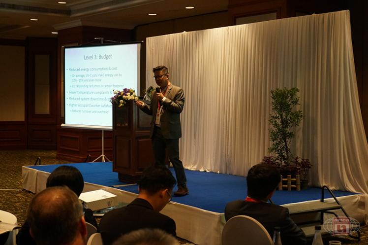 Asia AMCA Annual Regional Meeting 2016: Mr Francis Lee Presenting UVC Performance