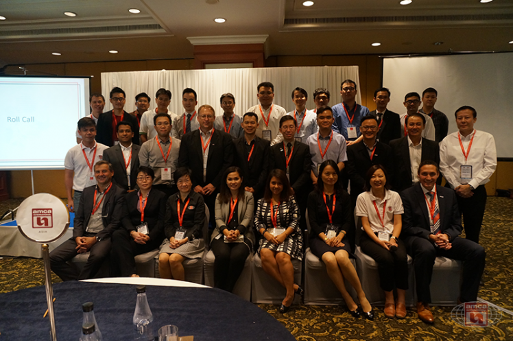 Asia AMCA Annual Regional Meeting 2016