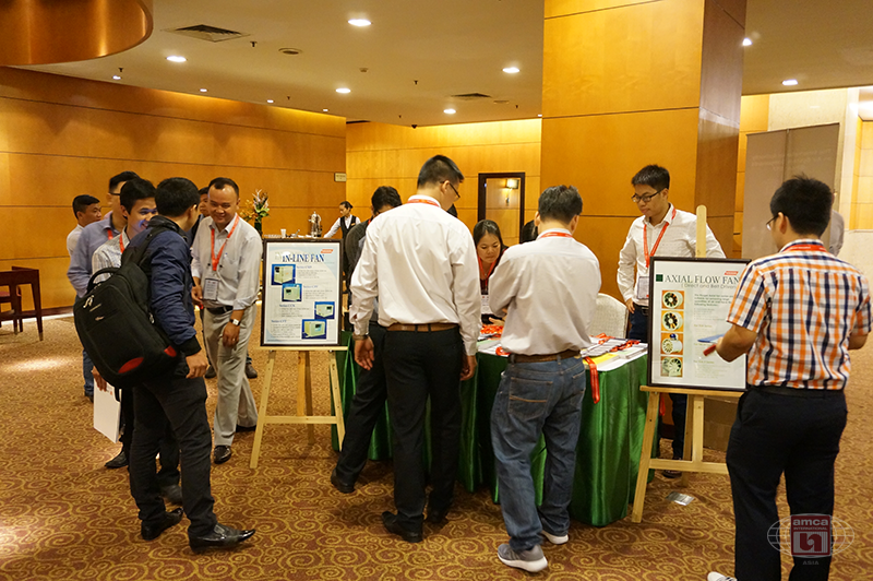 Gallery: Technical Seminar Vietnam 2016 – Asia AMCA Pte Ltd