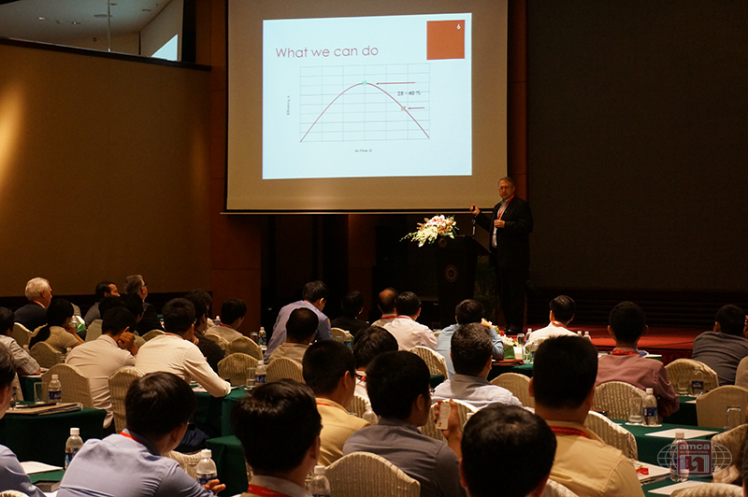 Technical Seminar Vietnam 2016: AMCA Presenting Systems Effect