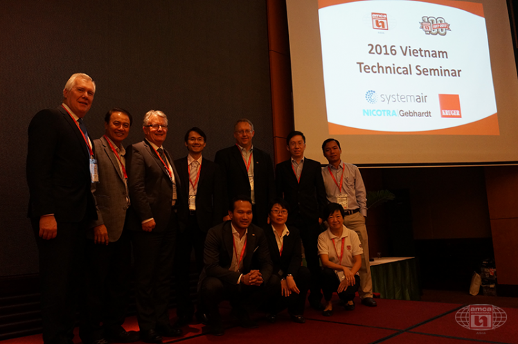 Technical Seminar Vietnam 2016: Speakers & Organizers