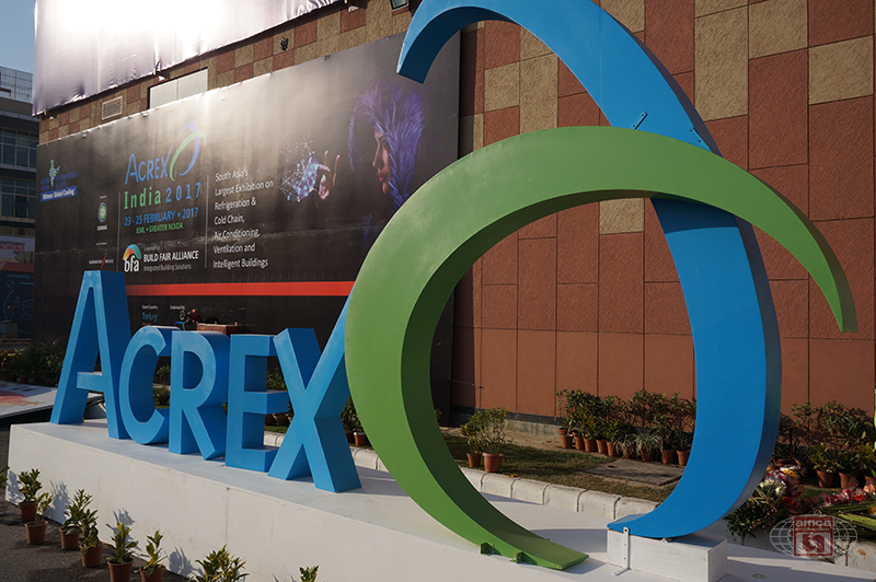 ACREX 2017 Noida India