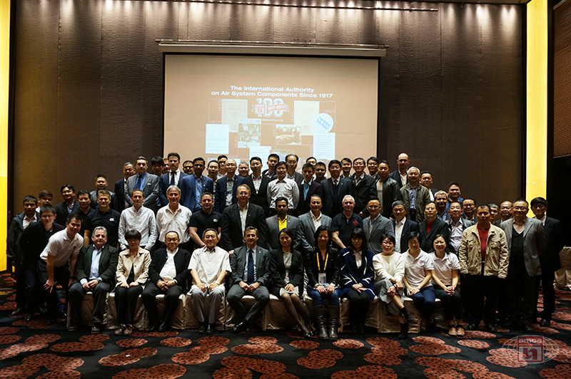 100 Years Annniversary Dinner: Group Photo