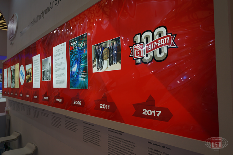 CR 2017: 100 Years of AMCA