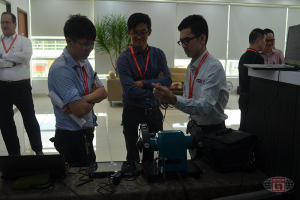 Vibration Analysis Demo