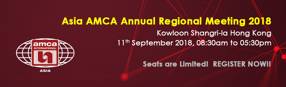 Asia AMCA Annual Regional Meeting 2018